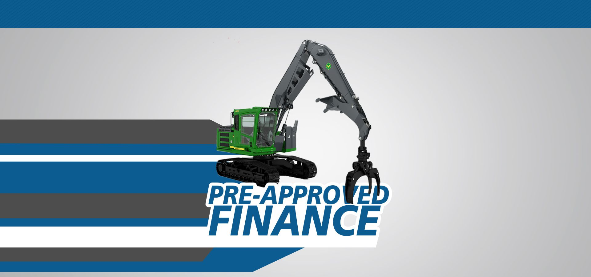 Pre-approved finance