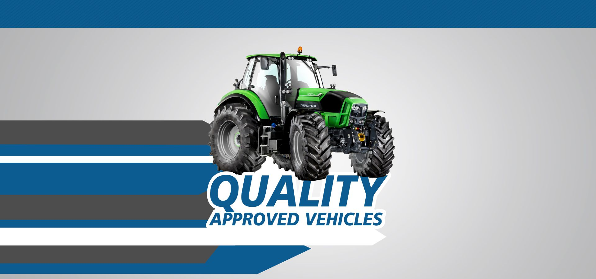 Quality approved vehicles